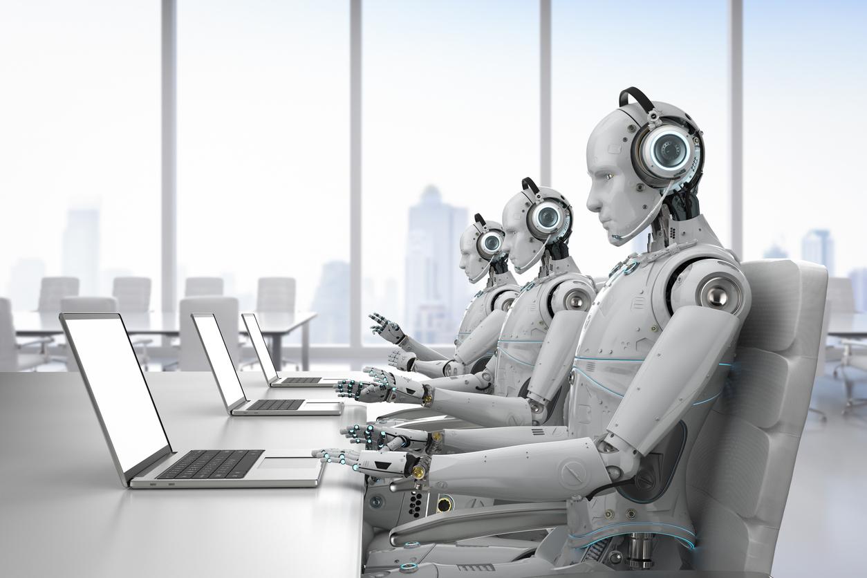 14% de los empleos pueden ser hechos por robots, dice la OCDE