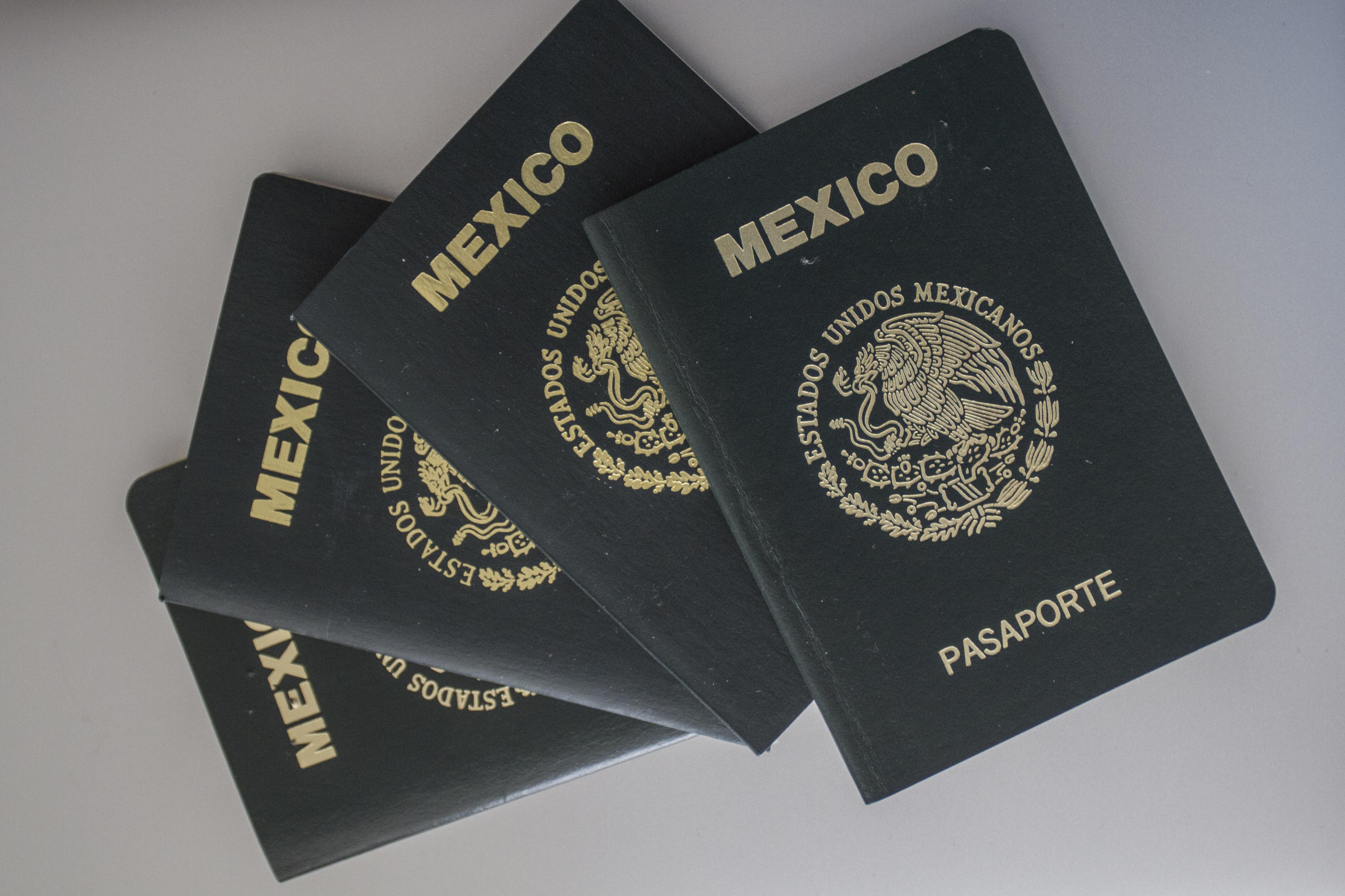 Reanudan emisión de pasaportes en México bajo cita y con medidas sanitarias