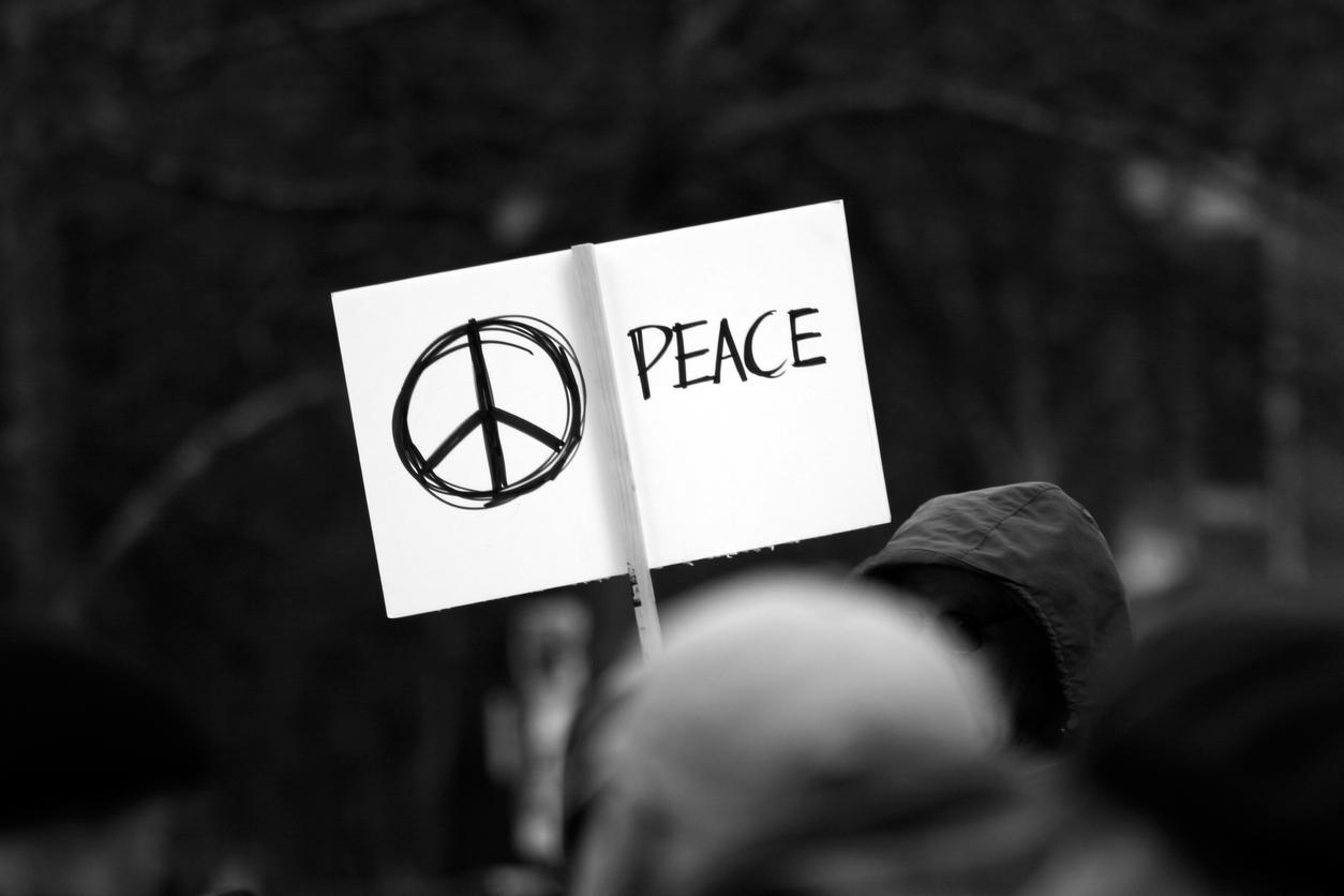 Este Es El Verdadero Significado Del Símbolo De Paz