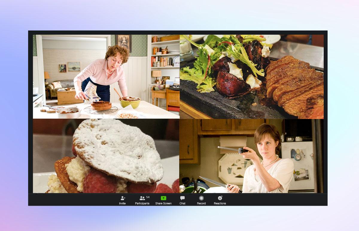 Clase De Cocina En Zoom Y Todos Los Ingredientes A La Puerta De Tu Casa