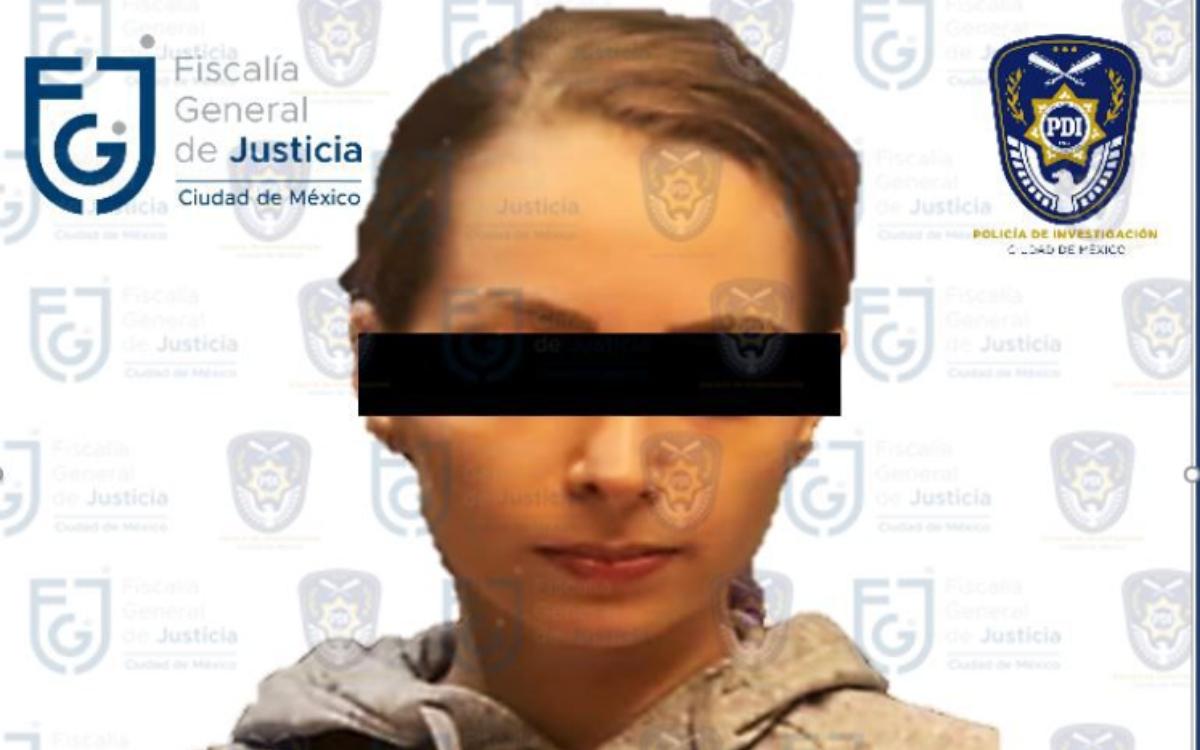 YosStop es detenida en la CDMX por pornografía infantil