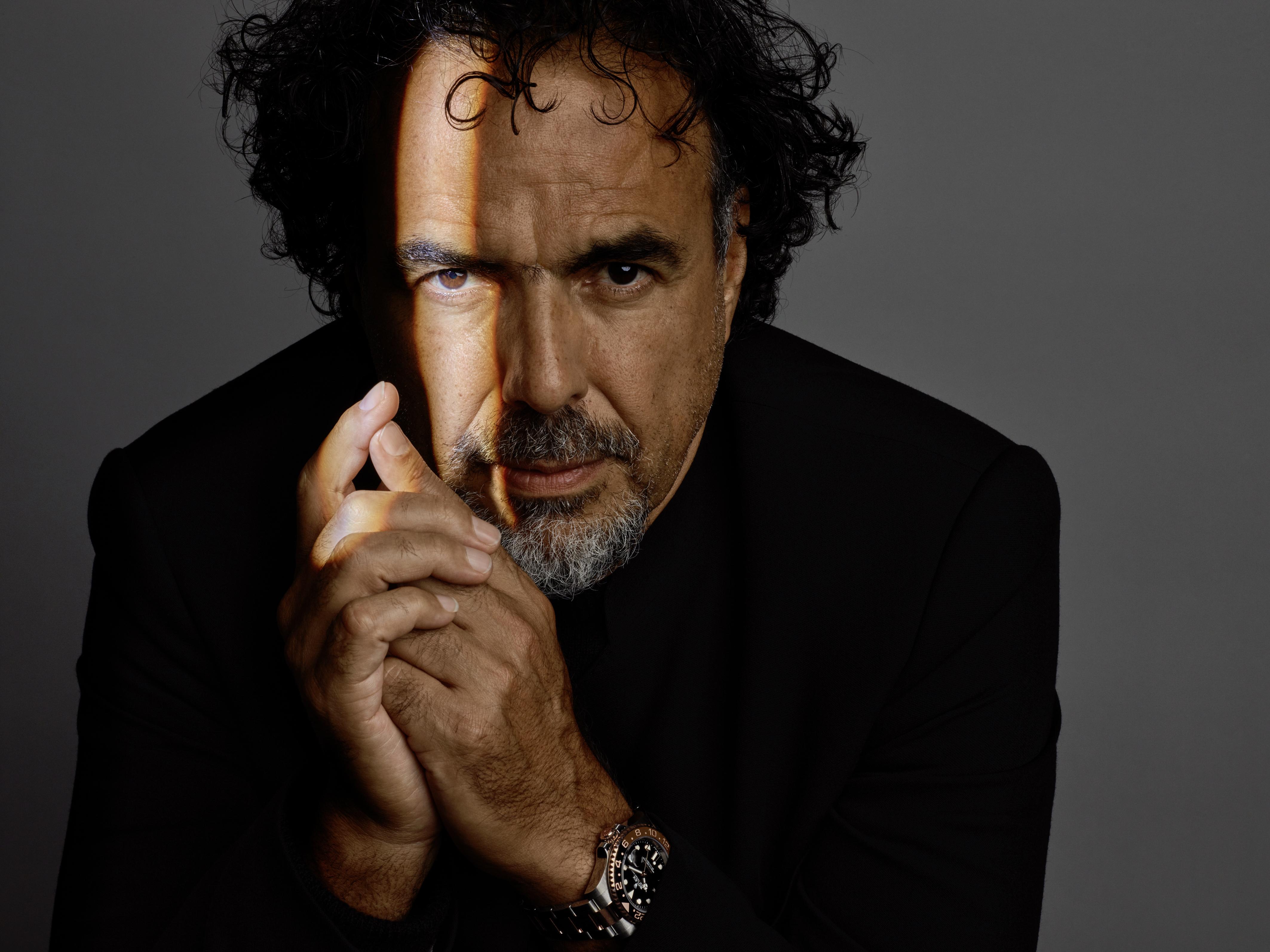 """Un mentor cree en ti más que tú mismo"""": Alejandro González Iñárritu"""