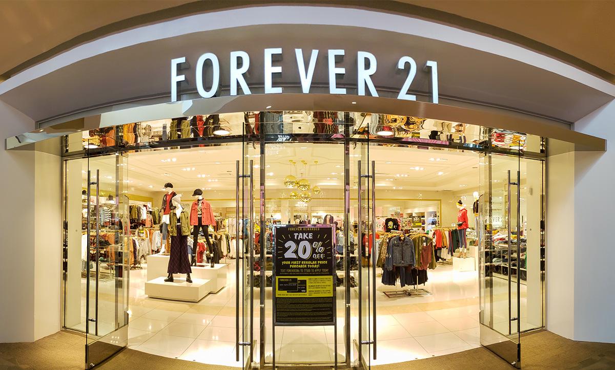 Forever 21 está de vuelta? la marca fue rescatada
