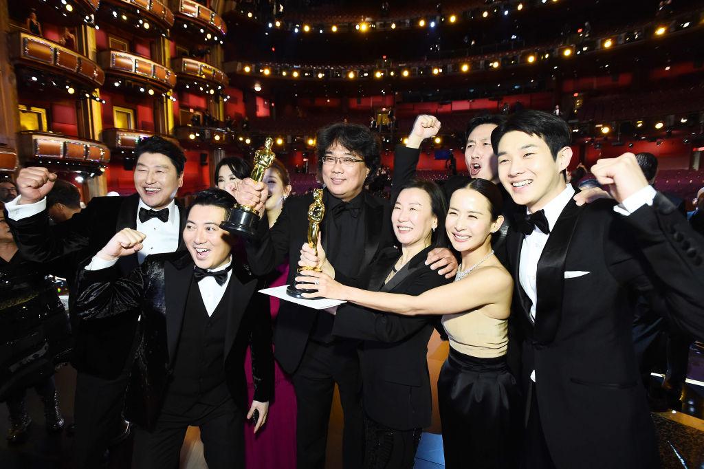 TODOS los récords de Parasite al ganar el Oscar como Mejor Película