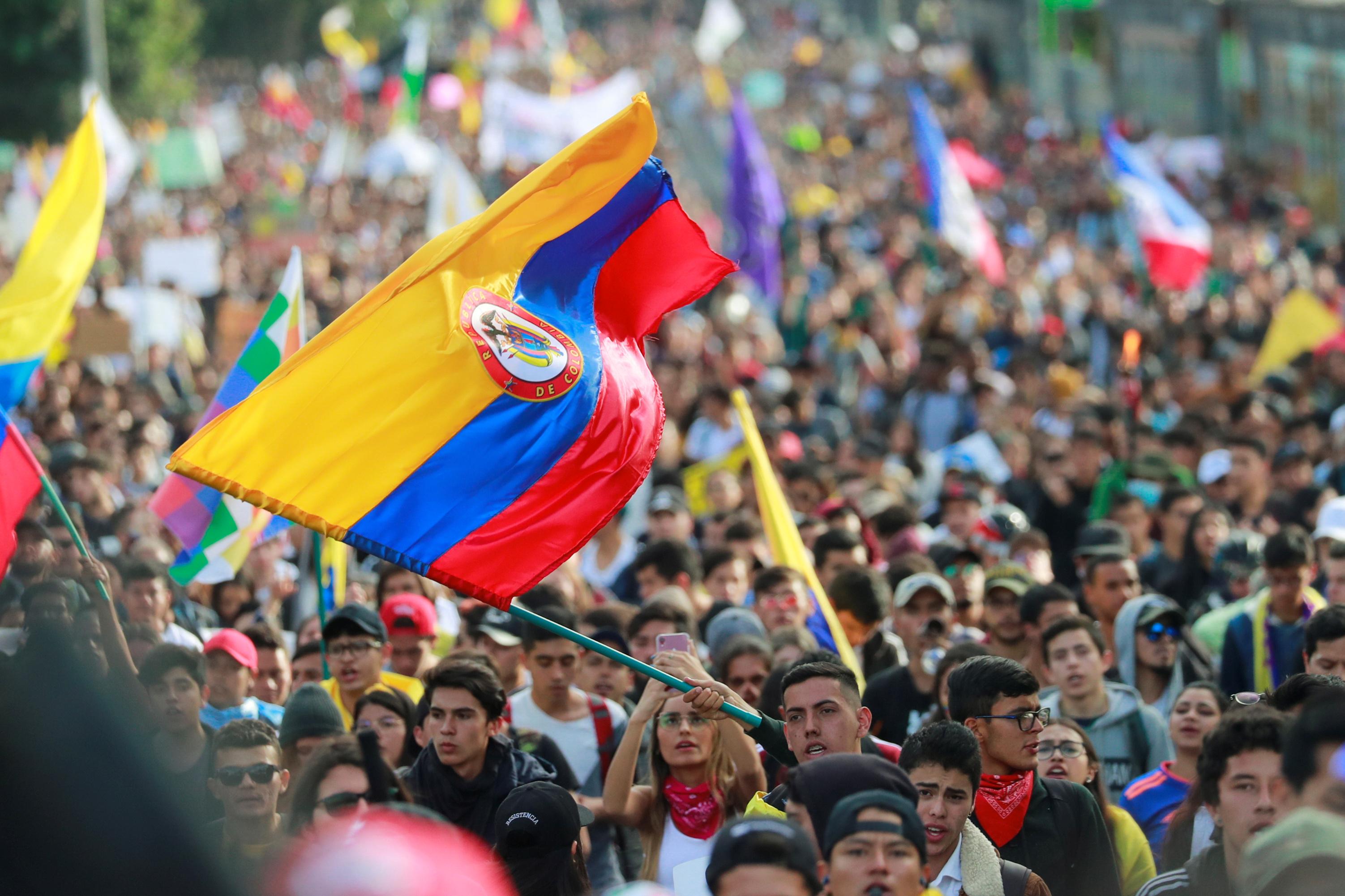 Una semana de paro nacional: lo que debes saber sobre las protestas en  Colombia