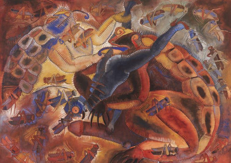 La Obra De Francisco Toledo Vive En El Museo Nacional De Culturas Populares