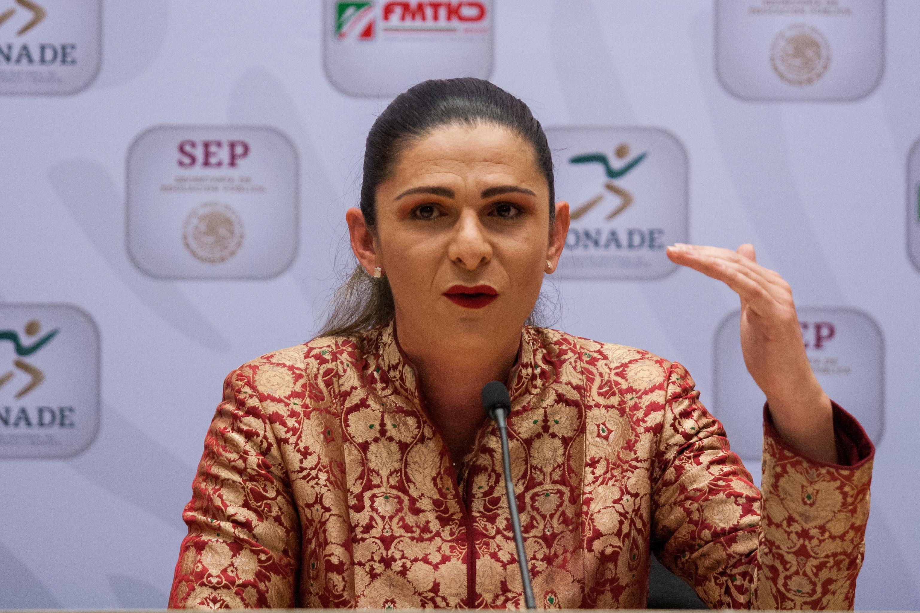 Ana Guevara acepta que México no alcanzará meta de medallas en Tokio 2020; reconoce el esfuerzo de los atletas