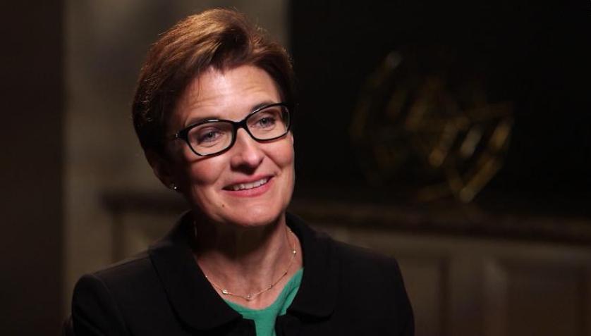 Jane Fraser, ¿la primera CEO de uno de los bancos más grandes de Wall  Street?