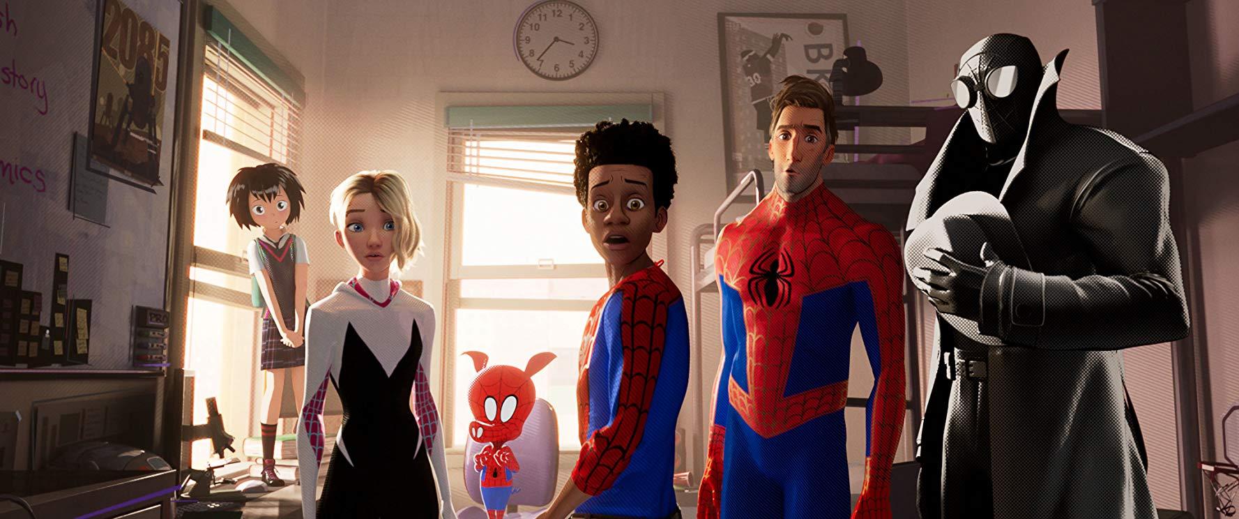 Spider-man: Into the Spider-Verse 2 llegará en 2022