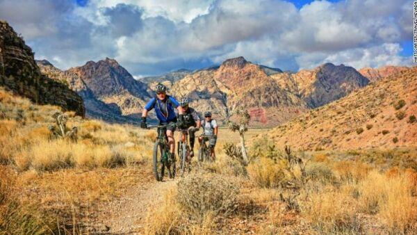 10 lugares que debes explorar más allá de Las Vegas