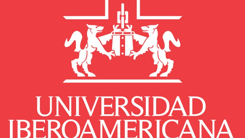 El actual escudo de la Universidad Iberoamericana se comenzó a usar en 2010, luego de un proceso de análisis de imagen institucional.