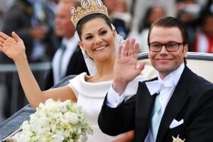 En 2012 la princesa Victoria y Daniel tuvieron a su primogénita Estela.