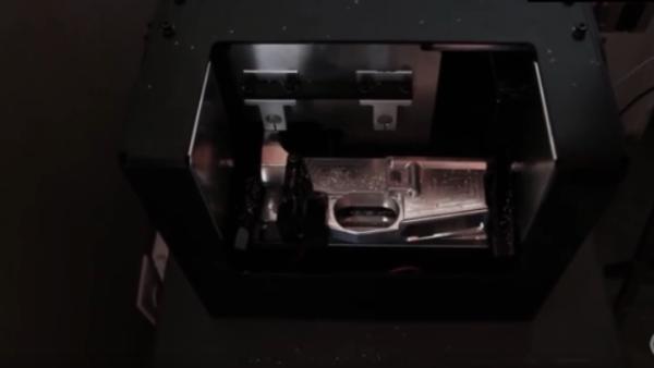 Impresión de armas en 3D