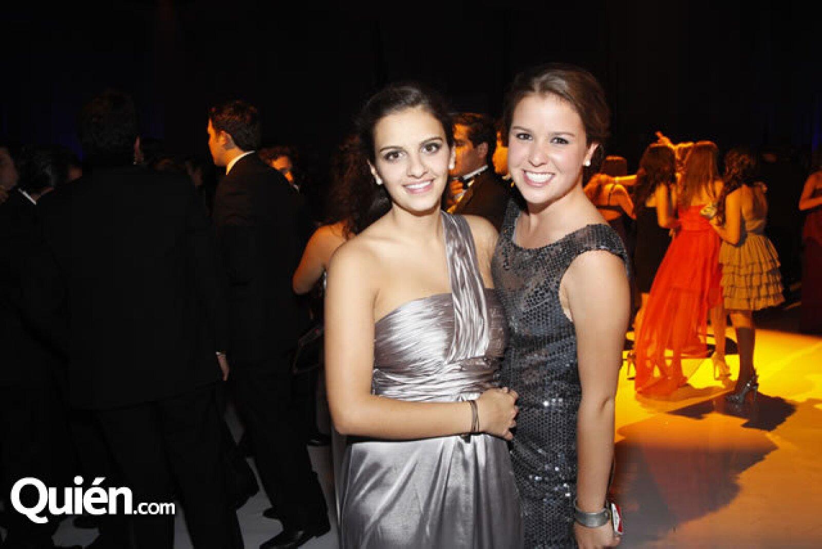 Daniela Trabolsi y Ximena Martínez