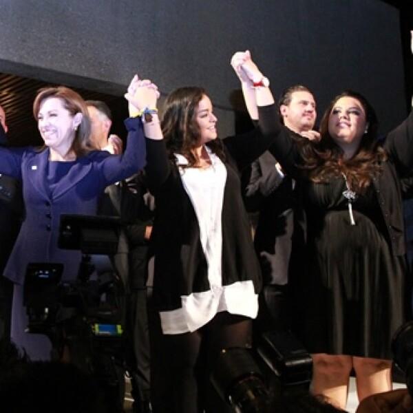 Registro para contender por candidatura del PAN Vázquez Mota