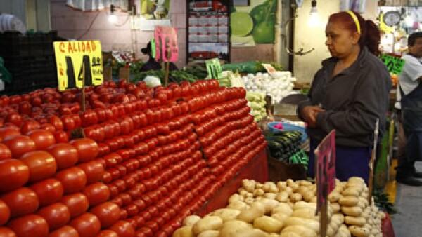 La Central de Abasto provee  de alimentos a más de 20 millones de habitantes a diario.  (Foto: Cuartoscuro )
