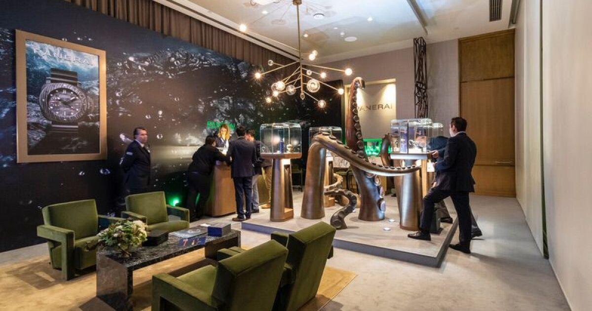 El Salón Internacional de Alta Relojería llega a la CDMX