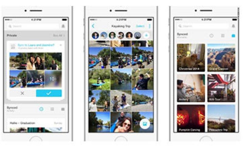 Moments utiliza el reconocimiento facial para compartir fotos con tus amigos de Facebook. (Foto: Facebook )