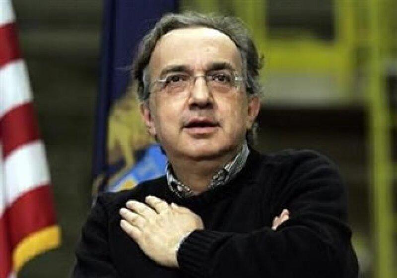El presidente ejecutivo de Fiat, Sergio Marchionne, confió en que Fiat conseguirá el financiamiento que requiere. (Foto: Reuters)