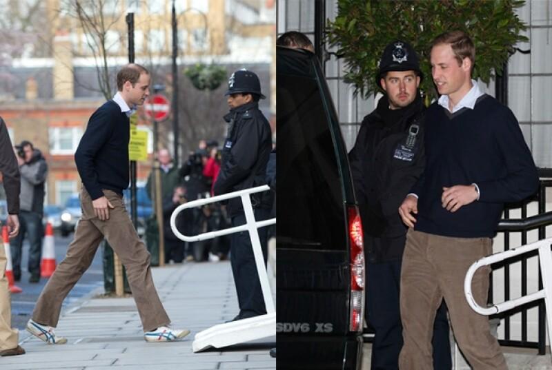 Los hermanos de Kate Middleton se unieron al príncipe Guillermo en la lista de visitas al hospital que ha recibido la Duquesa, tras su agudos síntomas de embarazo.