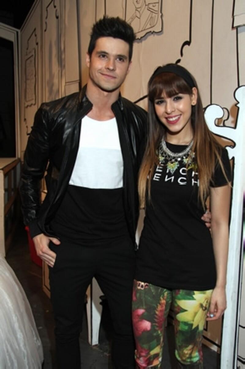 La actriz y cantante llegó a su límite cuando miembros de la prensa invadieron su privacidad mientras ella y Eleazar se encontraban en el cine. Ambos expresaron su molestia en Twitter.
