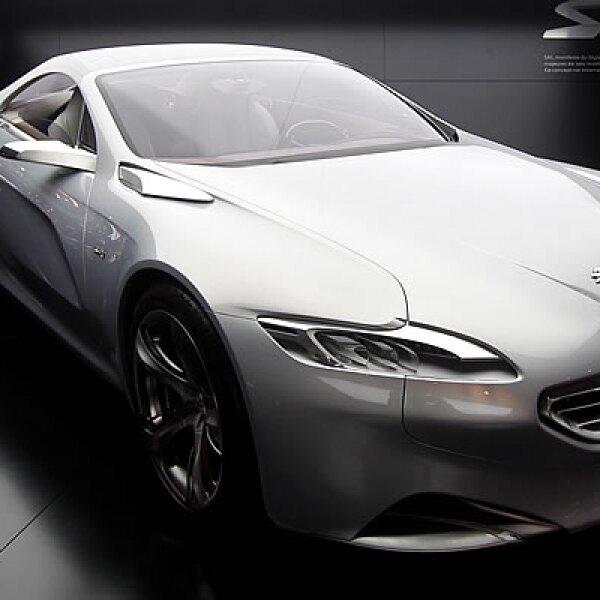 Este concept planea tener un motor V8 que otorgará hasta 313 hp; sin embargo, faltan al menos tres años para que llegue a producción.