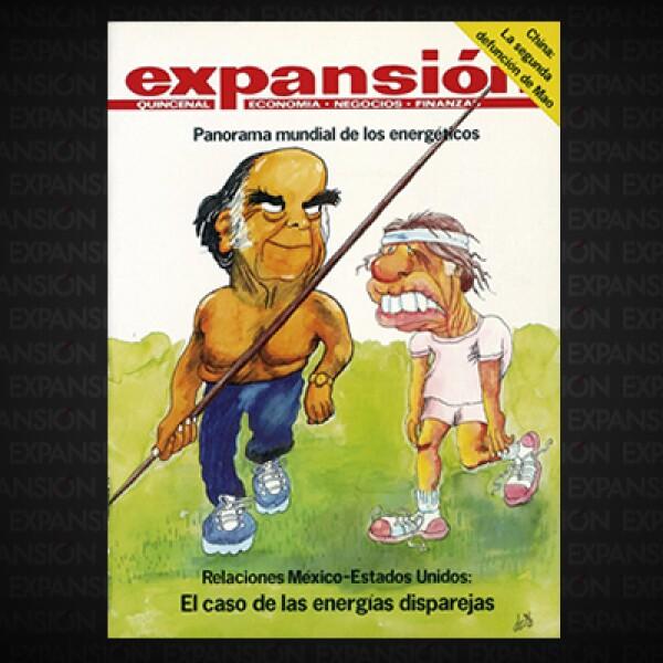 Las relaciones México-EU siempre se movieron en función del interés estadounidense y con poca comprensión de la realidad mexicana. En ese momento, México, gobernado por José López Portillo, era sinónimo de petróleo para EU, liderado por Jimmy Carter.
