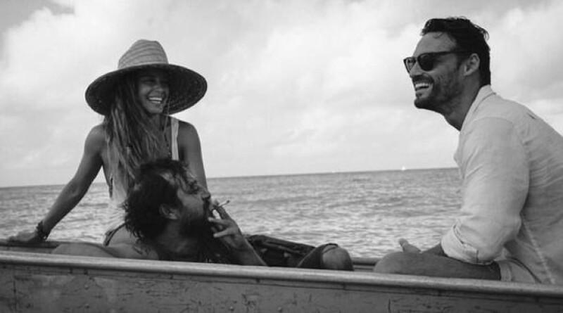 Paraíso Perdido es la película que Ana Claudia estrenará junto a Iván Sánchez.