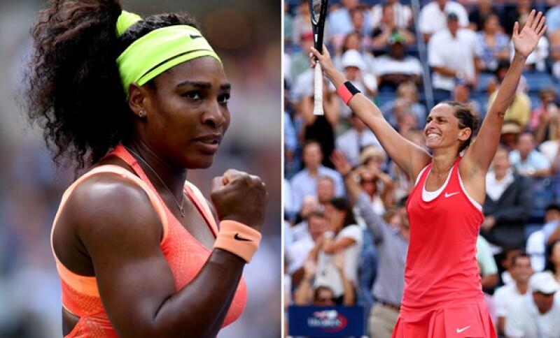 Tras perder la semifinal del US Open ante la tenista italiana Roberta Vinci, el apoyo para Williams le ha llegado mediante redes sociales.