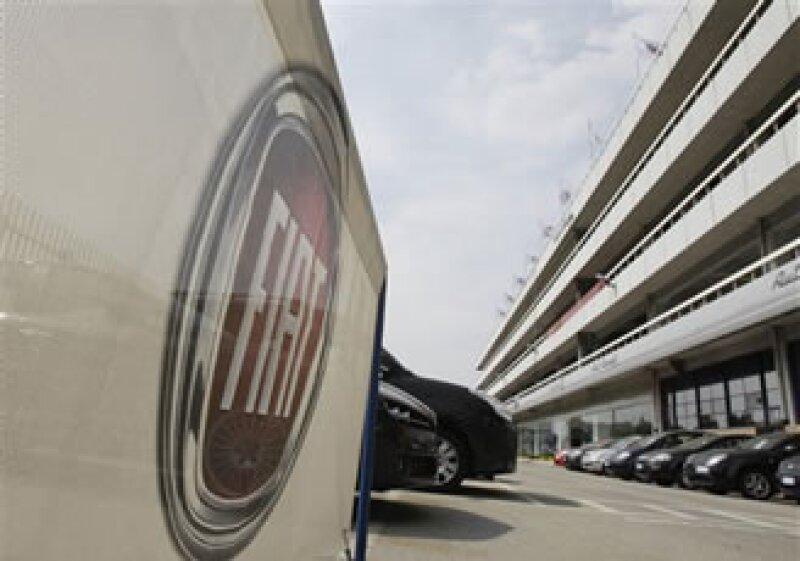 Fiat ya informó al gobierno estadounidense de su intención. (Foto: AP)