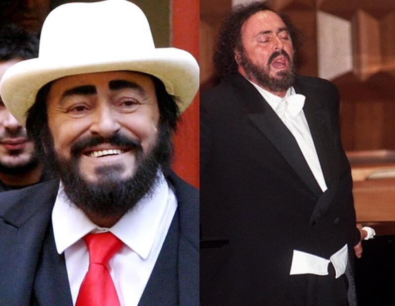 Pavarotti fue mundialmente reconocido como uno de los mejores tenores del mundo.