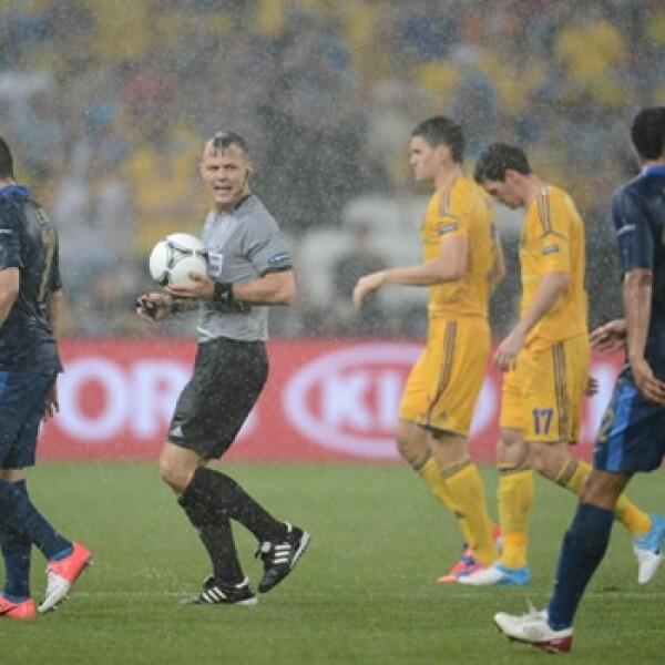 Donbass Arena, eurocopa