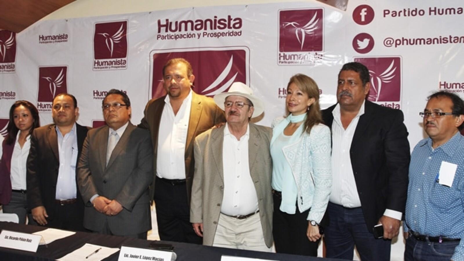 Partidos nuevos-Humanista