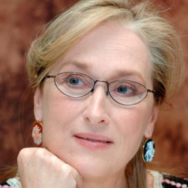 Meryl Streep parece conservar la misma apariencia desde hace muchos años.