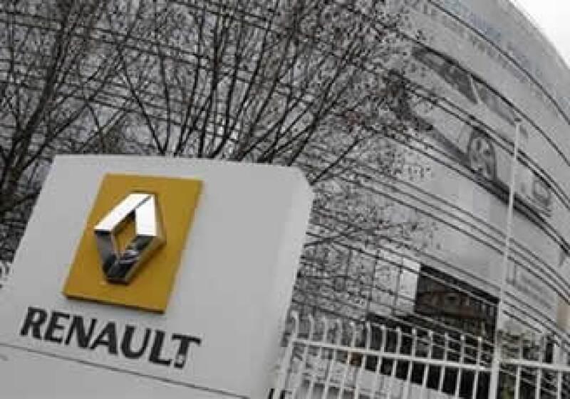 Renault asegura que ella fue la marca que más creció en América Latina. (Foto: Reuters)