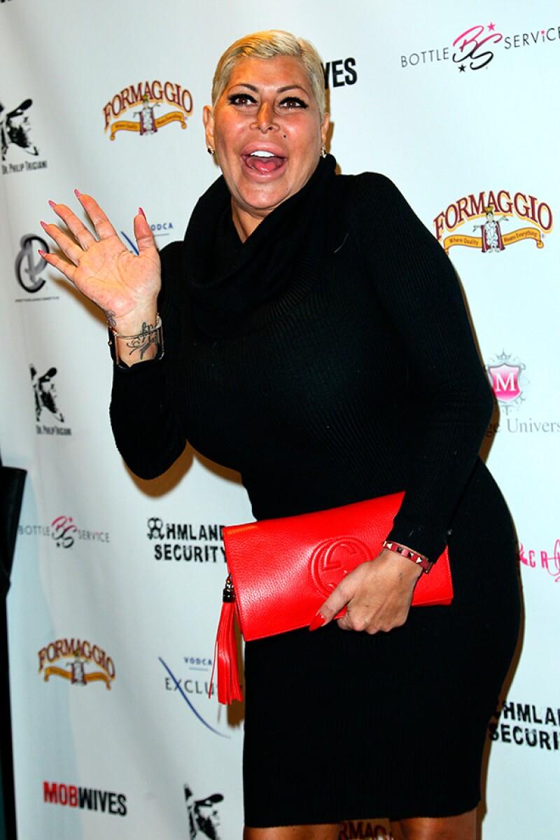 La estrella de reality falleció este jueves a la edad de 55 años, siendo víctima de cáncer, según dio a concoer su familia.