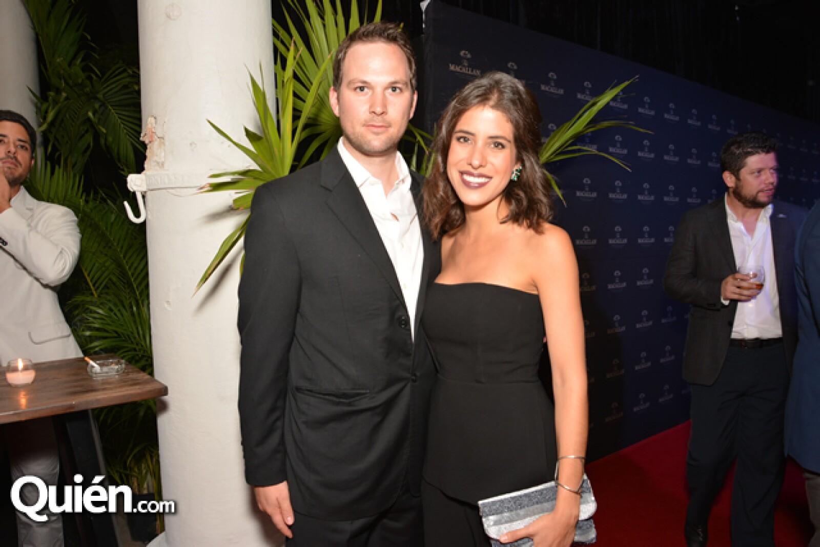Daniel y Romina Schmitz