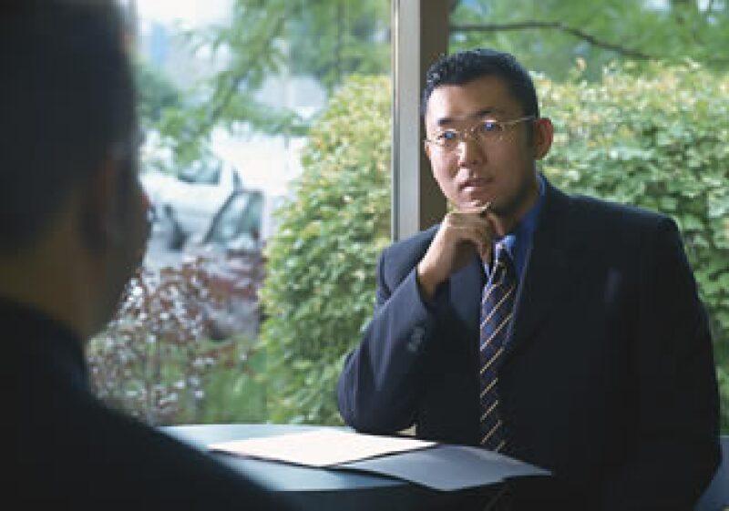 Las competencias se pueden detectar mediante una entrevista estructurada enfocada a obtener información específica. (Foto: Jupiter Images)