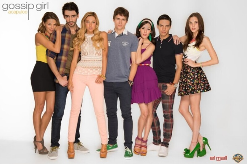 La serie se transmite por televisión de paga.