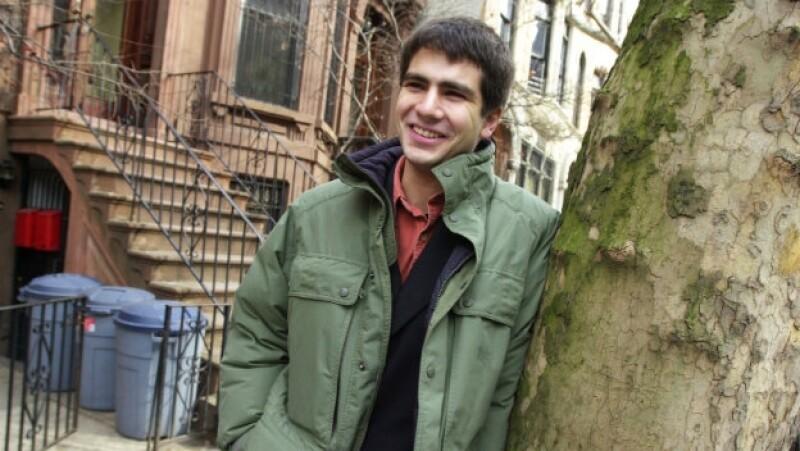 Escritor para adolescentes Ned Vizzini