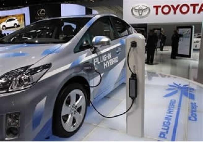 El plan de marketing y publicidad es entre un 30% y un 40% más que los que Toyota suele invertir en el trimestre. (Foto: AP)