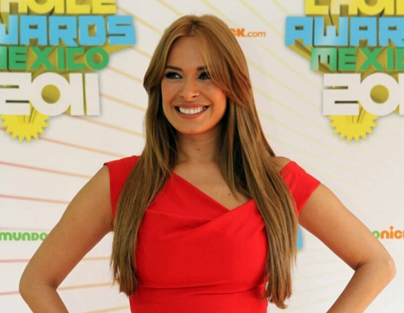Galilea Montijo ganó el primer Big Brother VIP.