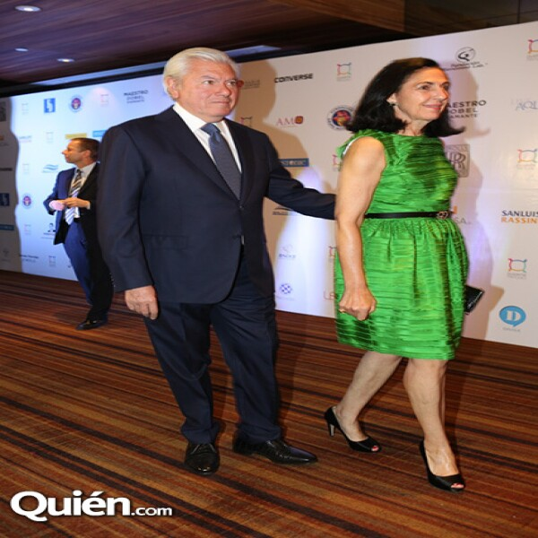 Carlos y Graciela Hank