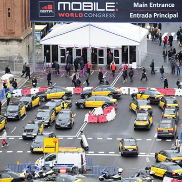 Mobile World Congress, el mayor evento de dispositivos electrónicos portátiles en Europa, se presentará en Barcelona desde el 15 hasta 18 de febrero.