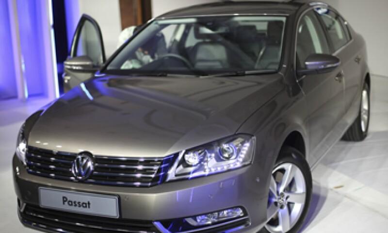 Volkswagen Passat se ofrece en México con dos motorizaciones. (Foto: AP)