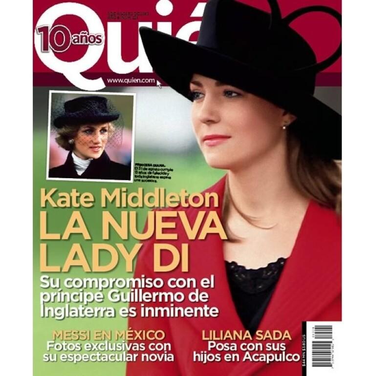 La nueva edición de la revista Quién sale a la venta esta semana.