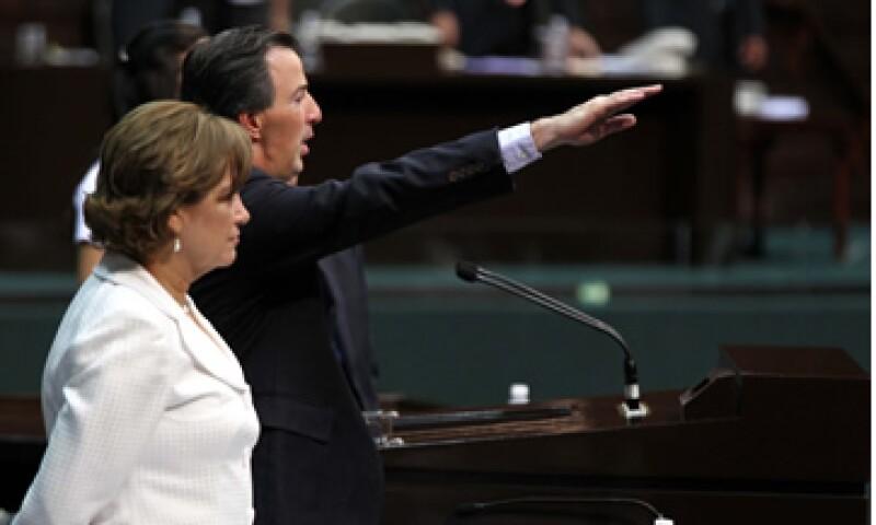 Durante su comparecencia, Meade Kuribreña resaltó la importancia de mantener la estabilidad económica. (Foto: Notimex)