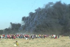 """Benjamín Netanyahu exige un alto """"total"""" al fuego en la Franja de Gaza"""