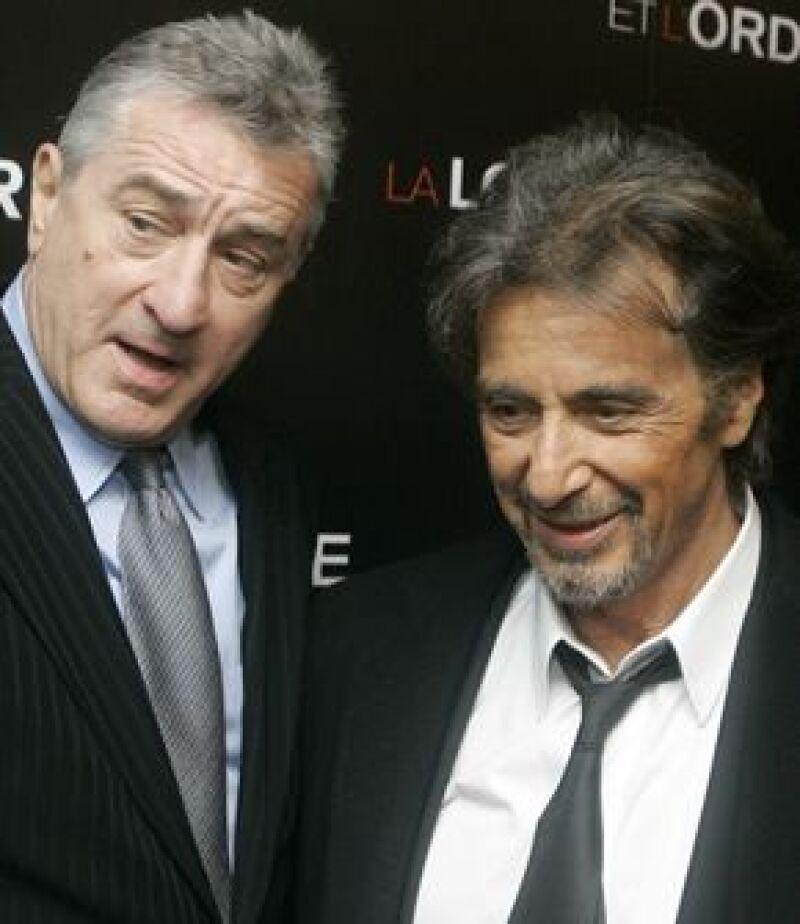 Ambos actores presentaron una querella contra una empresa que utilizó su imagen sin permiso.