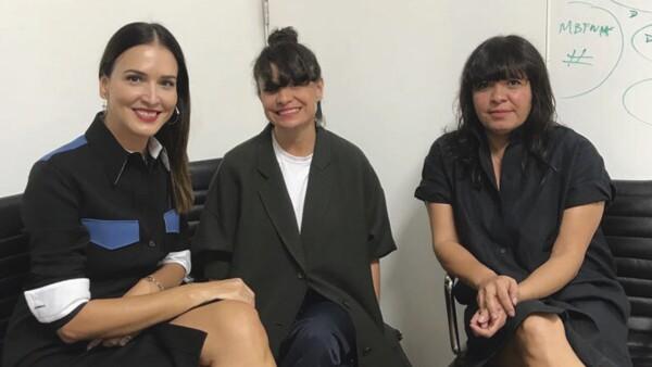 Mô Almada entrevistó a las diseñadoras mexicanas Julia y Renata